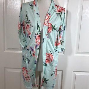 Sweaters - Boutique item - Gorgeous floral cardigan NWOT